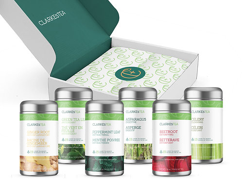 Essential Wellness Gift Box