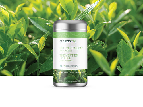 Green Tea Leaf - Antioxidant