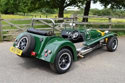 Tiger Car - Lotus 7 Replica