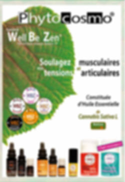 Phytocosmo notice gamme WBZ