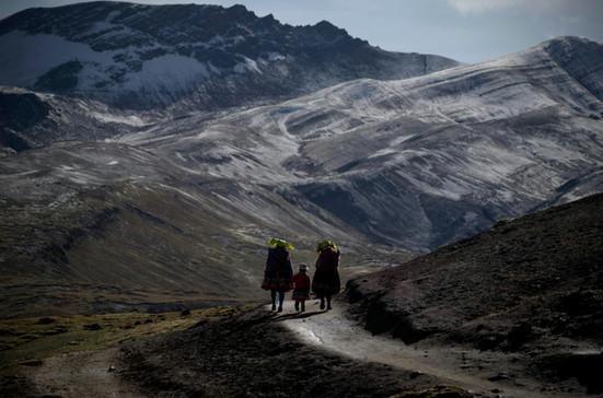 Montaña de Siete Colores, Peru 2018