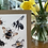Thumbnail: Handmade, Eco-friendly, Bumblebees Greetings Card