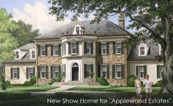 Exterior Rendering Applewood Estates