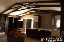 kitchen beam design