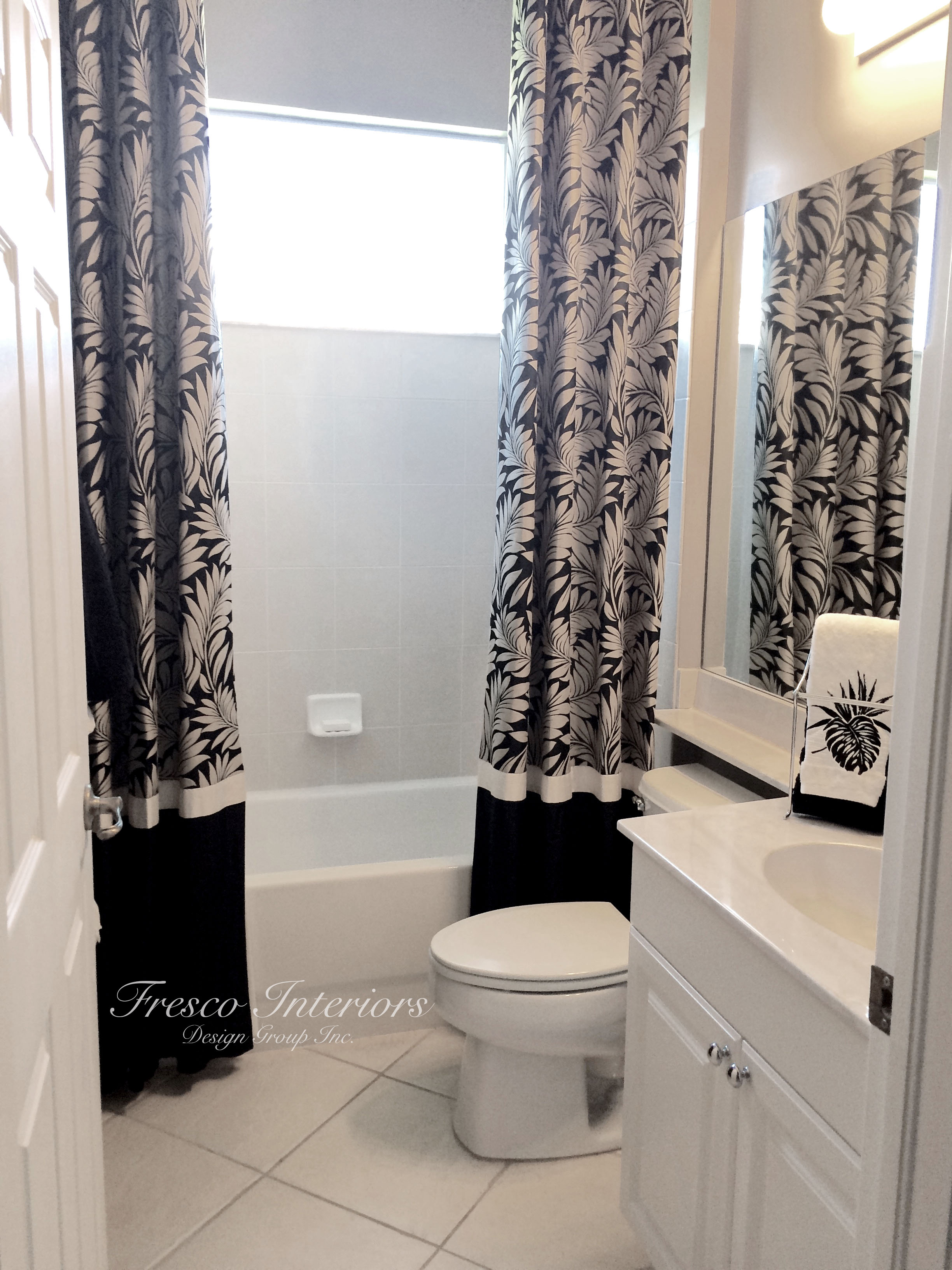 drapery shower curtains