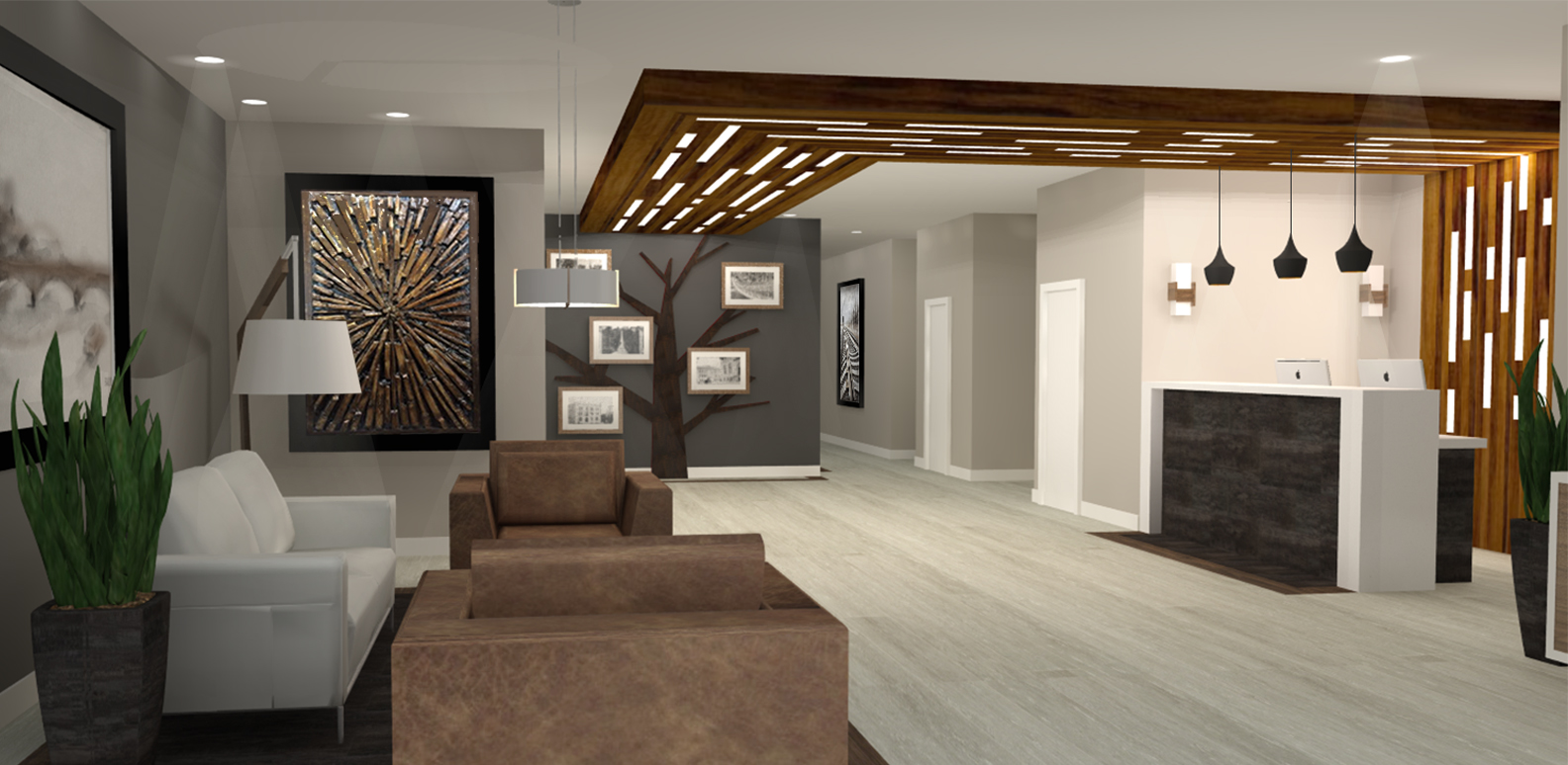 Steel Creek - Lobby - Rendered July 10