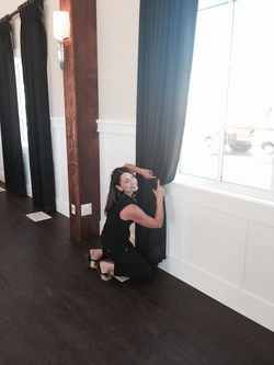 floor to ceiling drapery