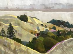 Linnen Hills, Mount Tamalpais