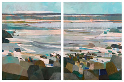 Breathe in Breathe Out, Diptych