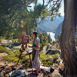 Plein_Air_Painting_Sierras