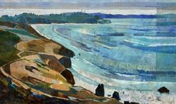 Blue Horizon, Marin Headlands