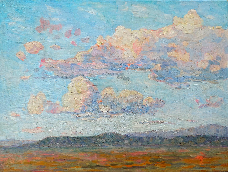 Popcorn Cloud Mesa