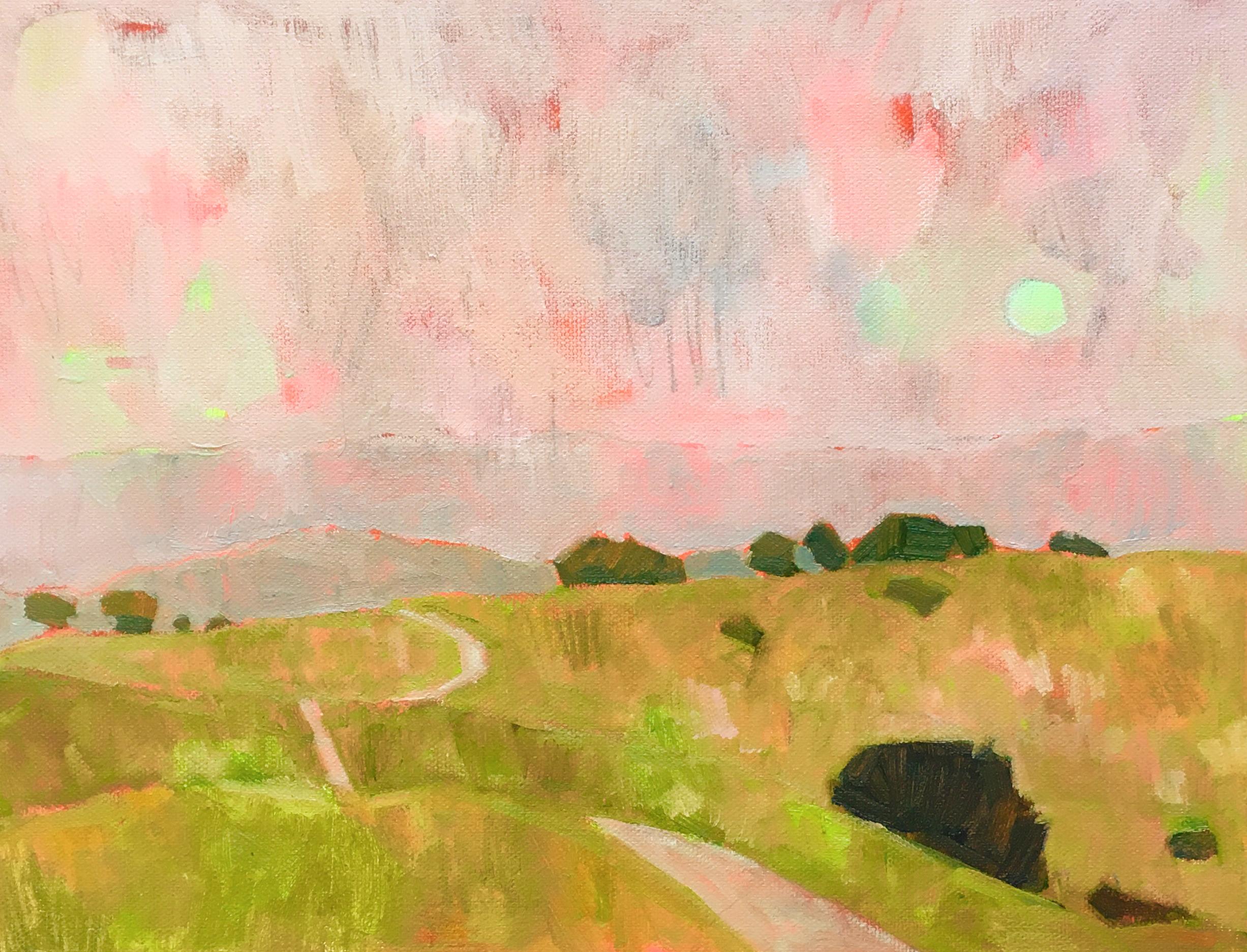 Pink Evening II