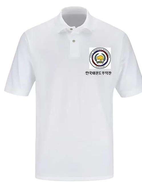 Korea Taekwondo MooDukKwan Polo Shirt