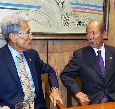 Moo Duk Kwan Presidents Lee and Hwang_j.webp