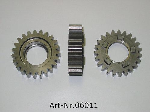 gear wheel 4.gear 23teeth main shaft