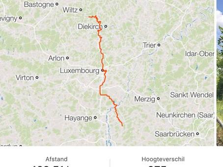 Rit 3: Bockhotlz - Luttange