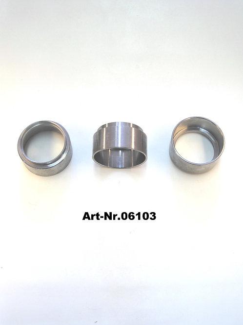 to welding exhoust flange