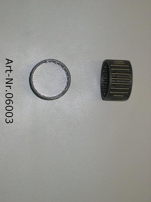 needle bearing for gear wheel 3.gear