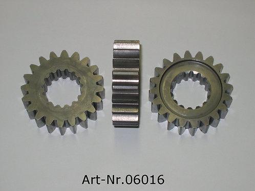 gear wheel 4.gear 20 teeth drive