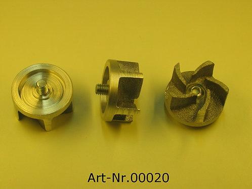 water-pump wheel aluminium