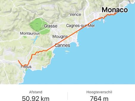 Rit 12: Fréjus - Monaco