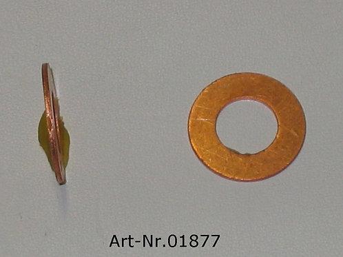Kopperwacher cilinderhead  2mm