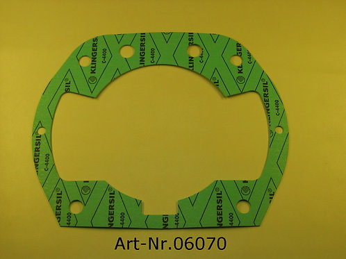 cilinder base gasket 0,30 mm ZM27