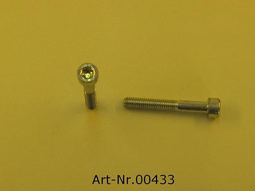 screw M5x35 mm DIN 912 8.8