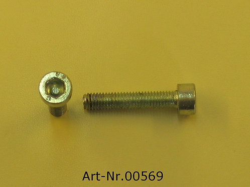 screw 5x25 mm DIN 912 8.8 for stator