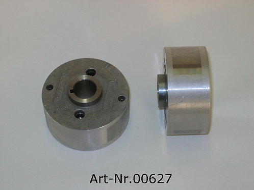 PVL rotor for analog ignition