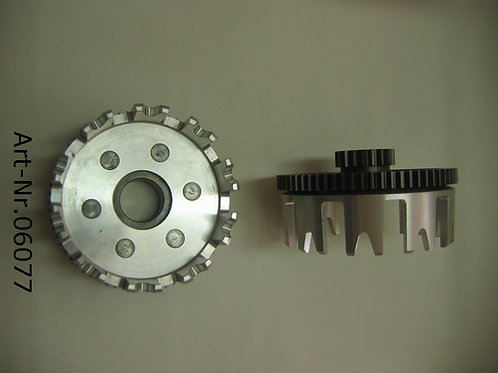 clutch base for 9  plates compleet