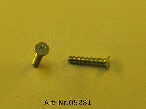 countersunk screw M3x16 mm DIN 963