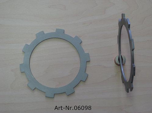 clutch steel plate 2,5 mm