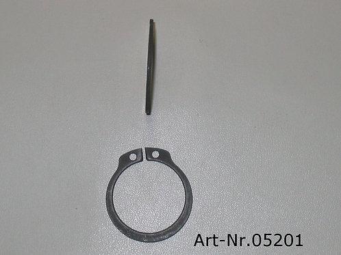 circlip for drives shaft