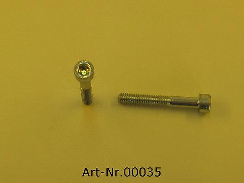 screw M6x35,00 mm