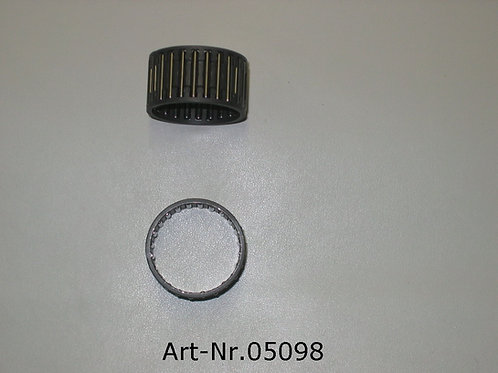 needle bearing for clutch cage