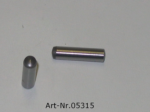 cylinder pin for shifting drum