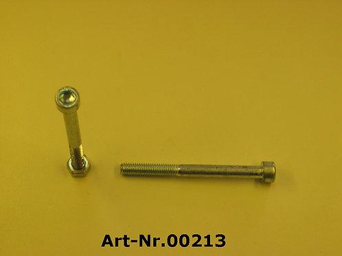 Allen screw M6x70 mm