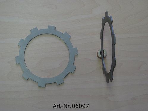 clutch steelplate 2 mm