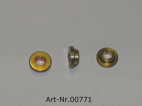 wheel spacer for gearshift linkage