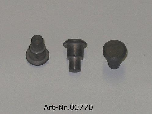 rivet for stop lever