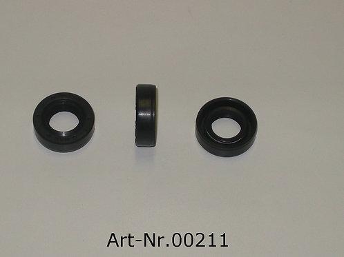 radial shaft seal NBR 12x22x7