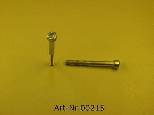 screw M6x55 mm DIN912 8.8