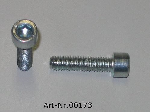 bolt M6x16 mm DIN 912 8.8