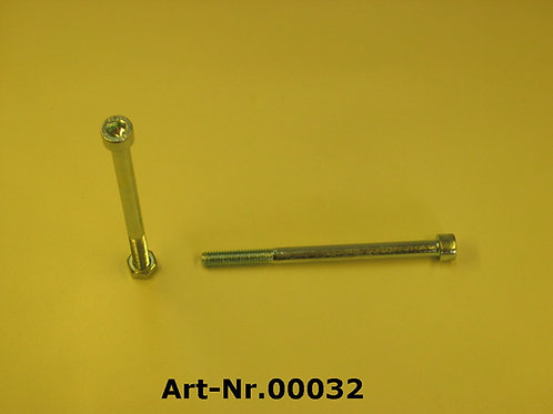 screw M6x75 mm