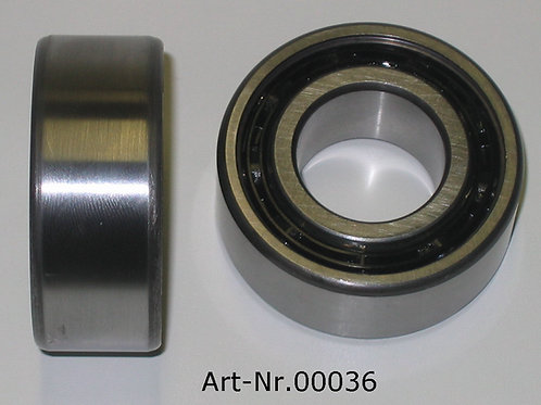 grooved ball bearing for drive shaft