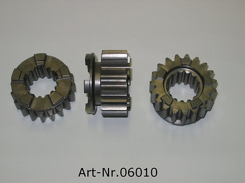 gaer wheel 2.gear 19teeth main shaft