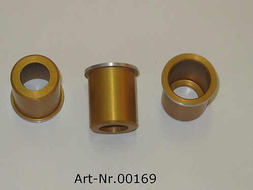 Hüls for clutch spring for 8 plates