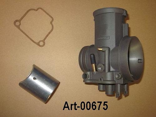 Carburetor kit.(Body-slide-seal)